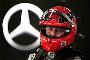 Шумахер готов к началу сезона