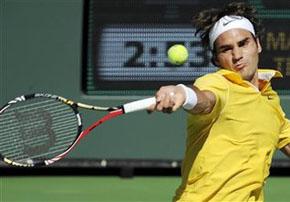 """Федерер: """"Я очень доволен своим результатом"""""""