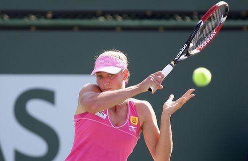 Индиан-Уэллс (WTA). Викмайер и Бартоли проходят в полуфинал