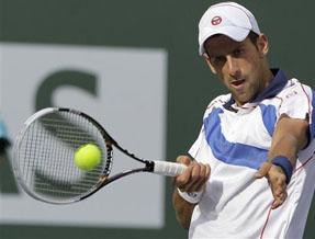"""Джокович: """"Я не думаю, что я играю в невероятный теннис"""""""
