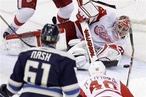 НХЛ. МакДональд признан первой звездой дня