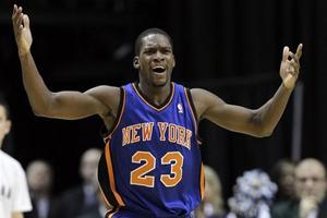 Нью-Йорк: есть рекорд по количеству трехочковых
