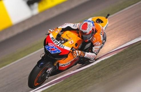 Moto GP. Стоунер вновь лучший
