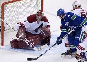 НХЛ. Лабарбера признан первой звездой дня