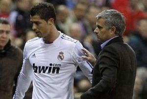 Роналду возвращается в лазарет