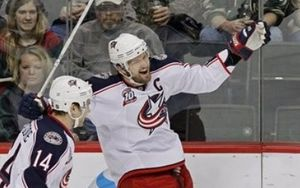 НХЛ. Нэш признан первой звездой дня