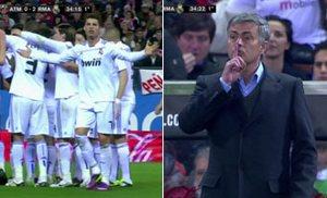 """Моуриньо — Роналду: """"Заткнись!"""""""