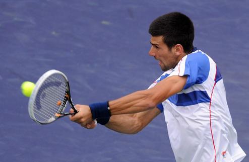 Джокович остается непобедимым в 2011-ом году