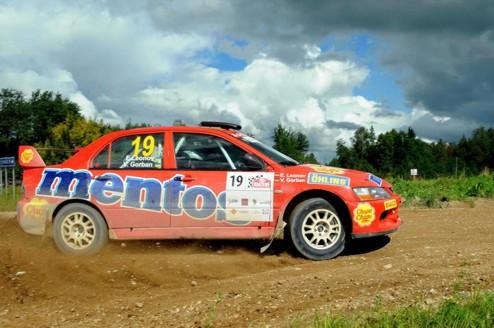 Mentos Ascania Racing �������� �� Rally de Portugal