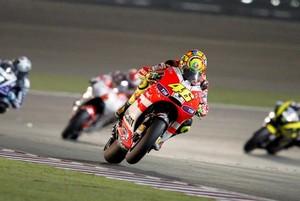"""Moto GP. Росси: """"Нам нужно совершенствоваться"""""""
