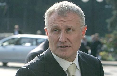 Григорий Суркис переизбран в Исполком УЕФА