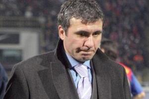 Хаджи уволен с поста тренера Галатасарая