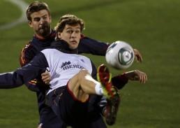 Льоренте восторгается игрой партнера по сборной Испании