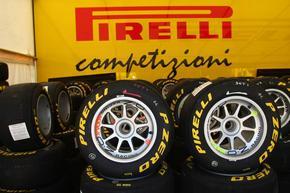 ����� � ��������� �������� Pirelli