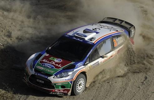 WRC. Ралли Португалии. Хирвонен выиграл первый СУ