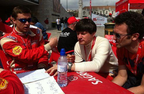 Mentos Ascania Racing � ������ ������ ��������� Rally de Portugal