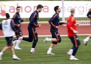 Испания сыграет летом со сборной США