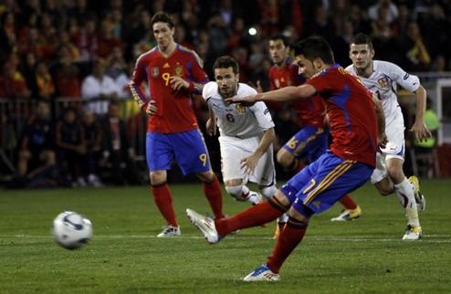 Испания поддержала почин грандов + ВИДЕО