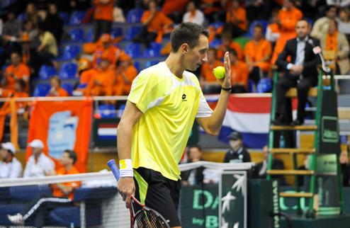 Стаховский упускает шанс сыграть с Федерером