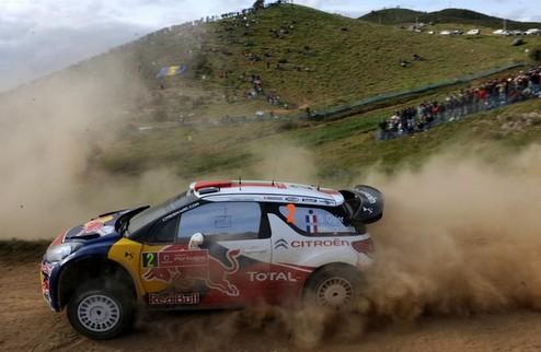 WRC. Ралли Португалии. Чёрный день для Форда