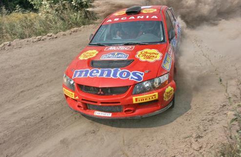 P-WRC. Ралли Португалии. День 2-й. Горбань – лучший из украинцев.