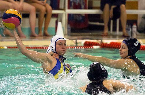 Водное поло. Квалификация ЧЕ-2012. Украинки уступают британкам