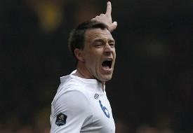 Англия: Терри пропустит следующий матч сборной