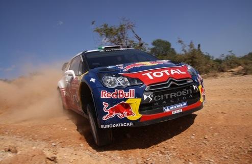 WRC. Ралли Португалии. Ожье бьет Лёба