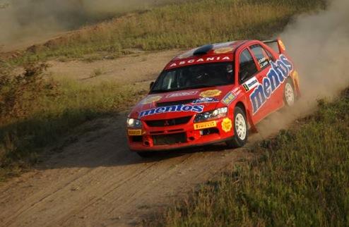 P-WRC. Ралли Португалии. Горбань финиширует в первой пятерке