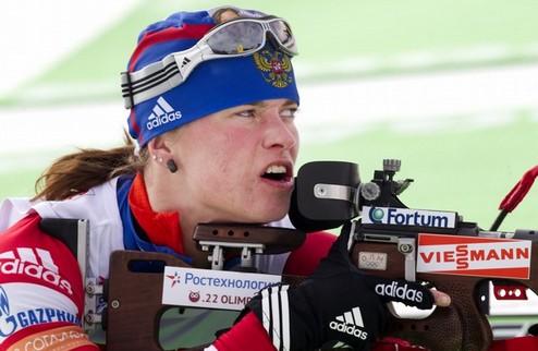 Биатлон. Россия триумфует в самом конце сезона