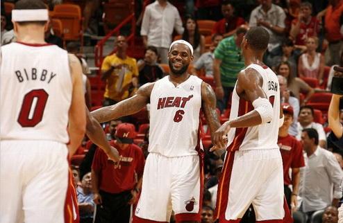 НБА. Победа Майами, третье поражение Сперс и доминирование Лейкерс