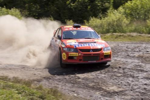 P-WRC. Mentos Ascania Racing — финиш в Португалии!