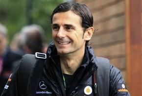 Де ла Роса проведет финальные тесты Pirelli