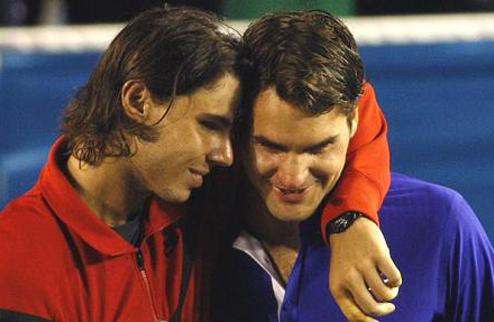 Майами. Федереру и Надалю осталось сделать по одному шагу