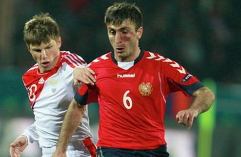 Футболист национальной сборной Армении переберется в Украину