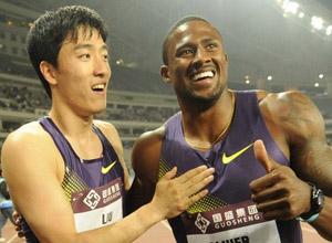 Лю Сян встретится с Оливером в Шанхае