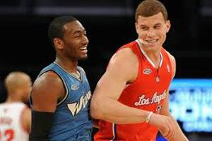 НБА. Уолл и Гриффин – новички месяца