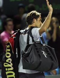 """Федерер: """"В важные моменты я играл очень плохо"""""""