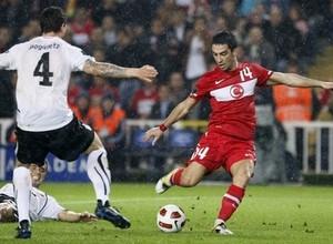 Валенсия охотится за игроком сборной Турции
