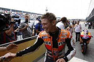 "Moto GP. Стоунер: ""Могу ехать еще быстрее"""