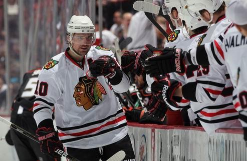 НХЛ. Шарп вернется на следующей неделе