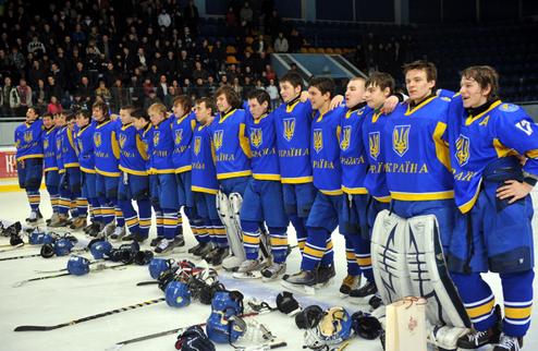 ЧМ U-18. Украина выходит в первый дивизион!