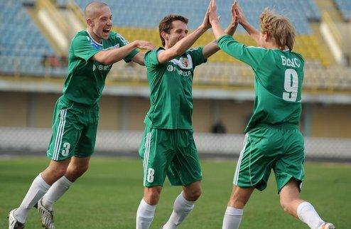 Футболисты Ворсклы — о победе над Севастополем