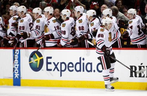 """НХЛ. Чикаго не хочет """"вляпаться в историю"""""""
