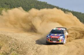 WRC. В 2012 году пройдет 12 этапов