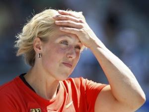 Вице-чемпионка Европы в метании копья снова в строю
