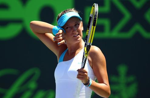 Азаренко нацелилась на второй подряд титул