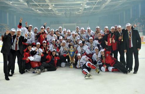Донбасс — чемпион Украины!