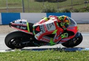 MotoGP. Росси протестировал новый байк