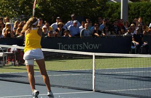 Сотникова зачехлила ракетку в четвертьфинале турнира в США